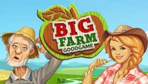 Описание игры Big Farm