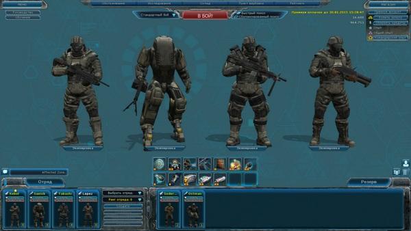 Affected Zone Tactics - скриншот 2