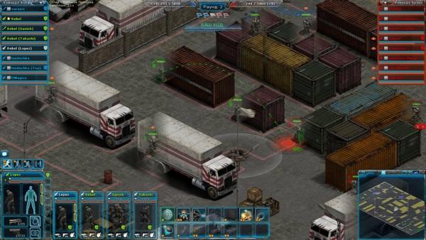 Affected Zone Tactics - скриншот 3