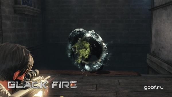 Онлайн игра Black Fire - скриншот 2