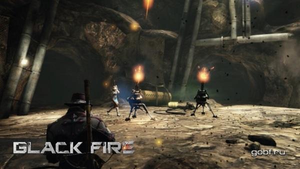 Онлайн игра Black Fire - скриншот 3