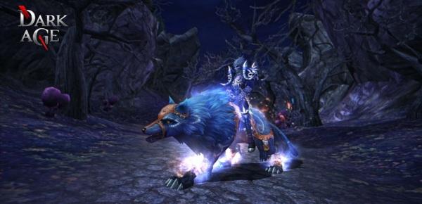 Онлайн игра Dark Age - скриншот