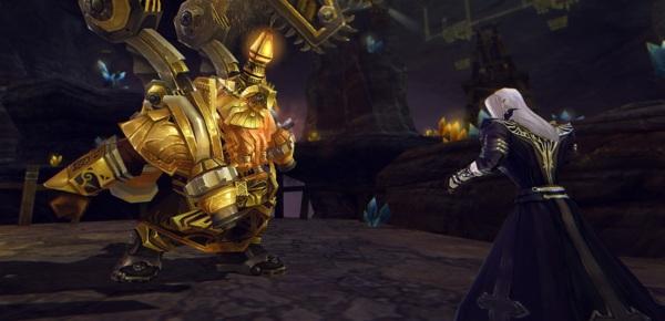 Онлайн игра Dark Age - скриншот 2