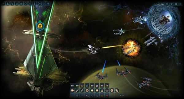 Онлайн игра DarkOrbit - скриншот
