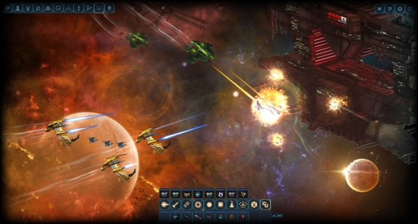Онлайн игра DarkOrbit - скриншот 3
