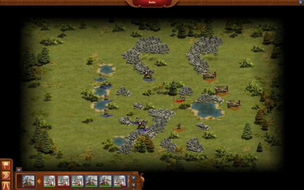 Онлайн игра Forge of Empires - скриншот 2