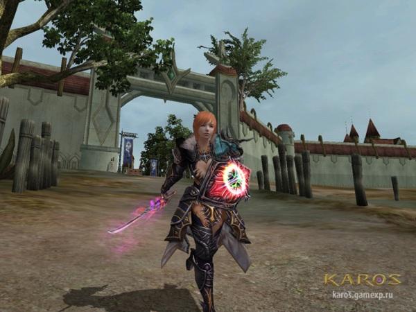 Karos Online - скриншот