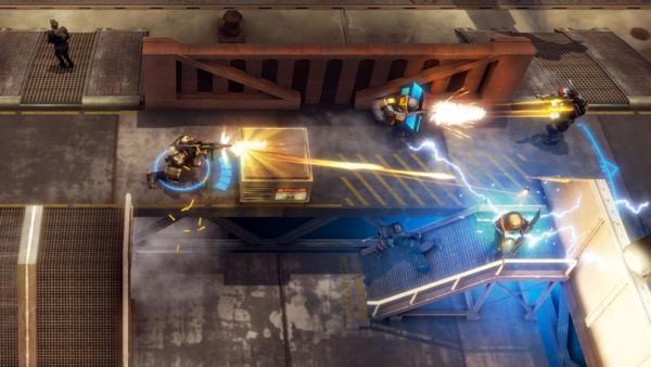 Онлайн игра Merc Elite - скриншот 3