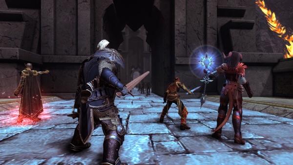 Онлайн игра Neverwinter - скриншот