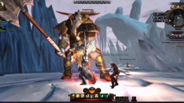 Онлайн игра Neverwinter - скриншот 3