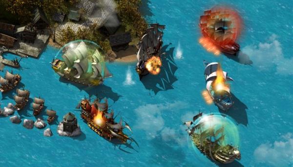 Онлайн игра Pirate Storm - скриншот 2