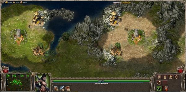 Strategoria - скриншот
