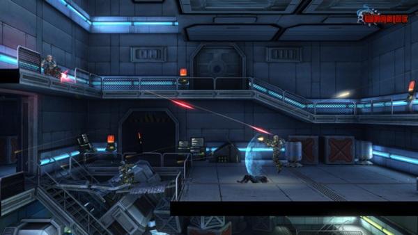 Warside - скриншот 2