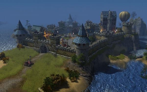 Осада Онлайн - скриншот