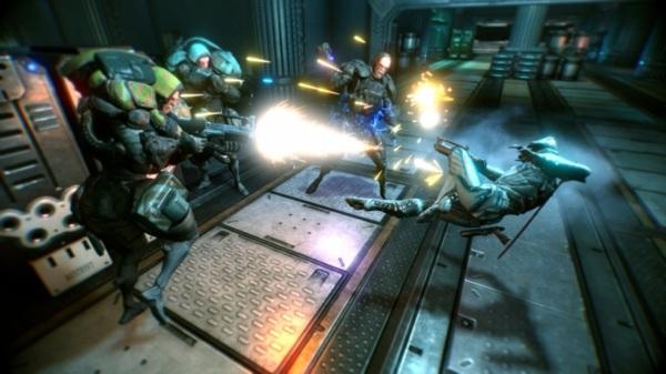 Онлайн игра Warframe - скриншот 3