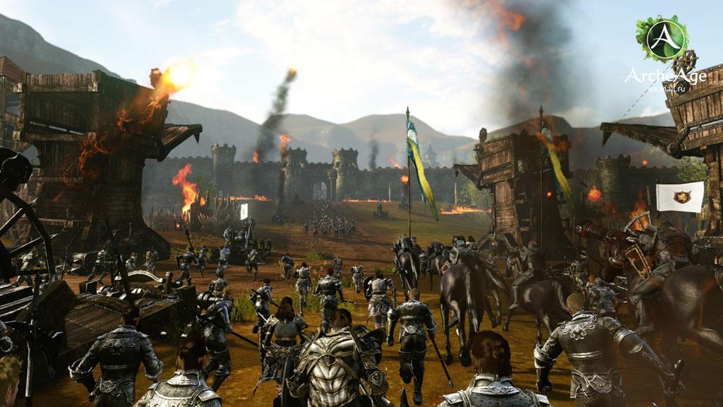 ArcheAge - скриншот