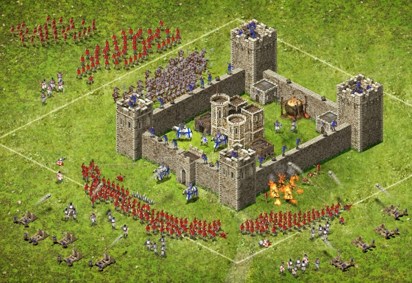 Stronghold Kingdoms - скриншот 2