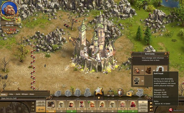 The Settlers Online - скриншот 2