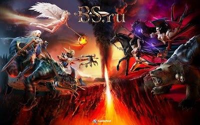 Описание игры Blood and Soul