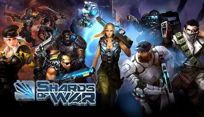 Описание игры Shards of War