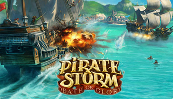Описание игры Pirate Storm
