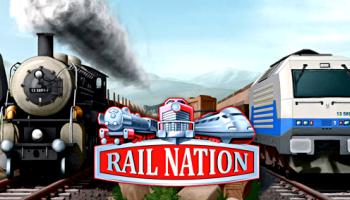 Описание игры Rail Nation