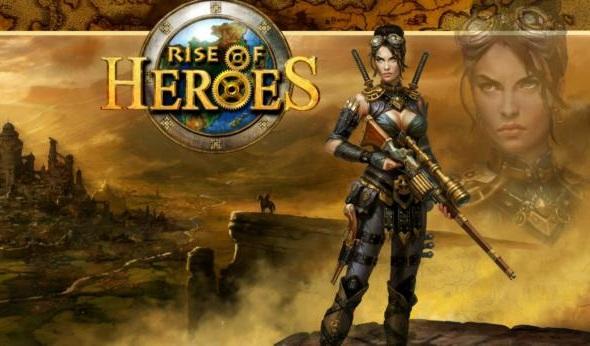 Описание игры Rise of Heroes