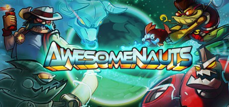 игра Awesomenauts
