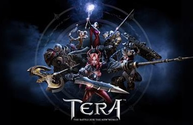 Клиентская онлайн игра TERA Online
