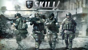 Клиентская онлайн игра S.K.I.L.L.