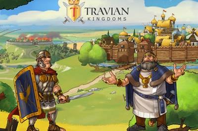 Популярная стратегия Travian