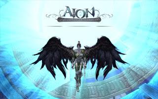 Клиентская онлайн игра Aion