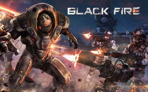 Описание игры Black Fire