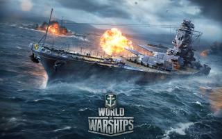 Клиентская онлайн игра World of Warships
