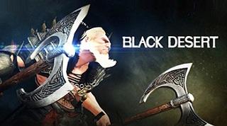 Клиентская онлайн игра Black Desert