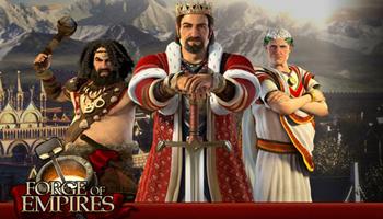 Описание игры Forge of Empires
