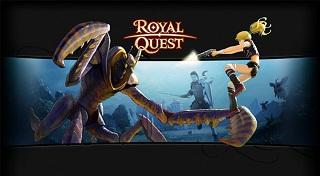 Описание игры Royal Quest