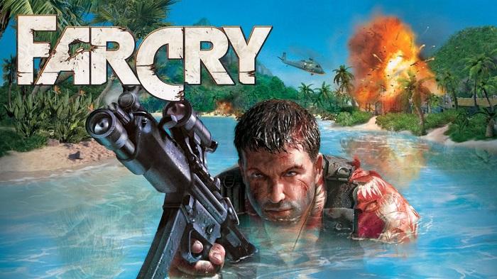 Лучшая стрелялка - Far Cry