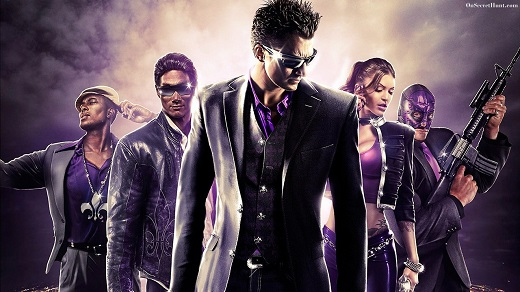 Игра Saints Row