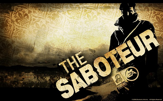 Игра The Saboteur