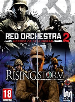 Red Orchestra/Rising Storm типа Battlefield
