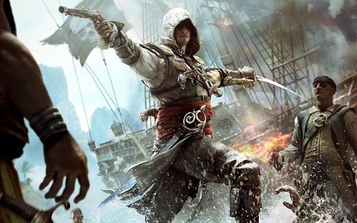 Игра Assassin's Creed IV: Black Flag