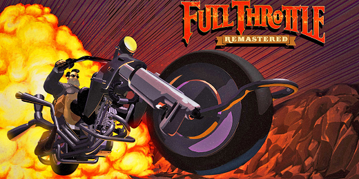 Игра Full Throttle