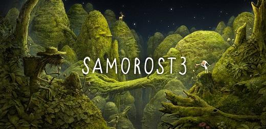 Игра Samorost