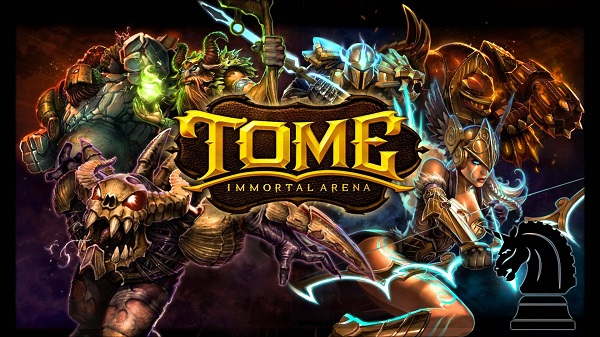 Игра Tome: Immortal Arena