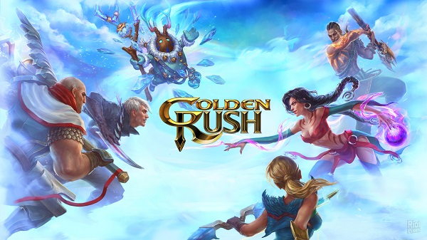 Игра Golden Rush