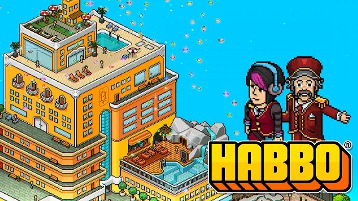 Игра Habbo Hotel