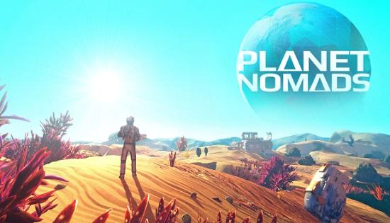 Игра Planet Nomads