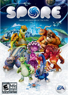 Игра Spore