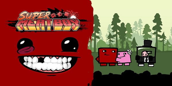 Игра Super MeatBoy